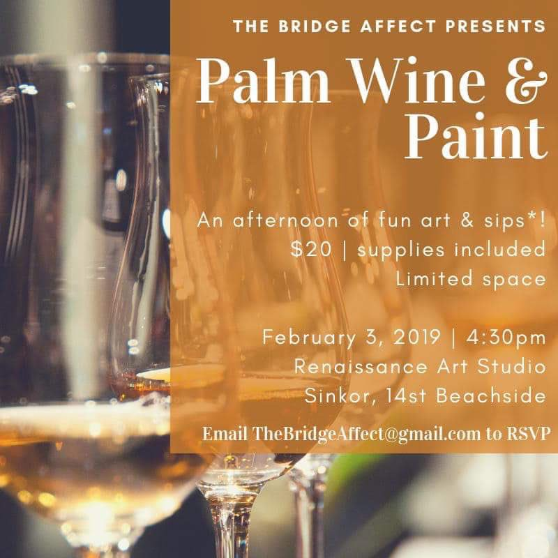 Sip and Paint