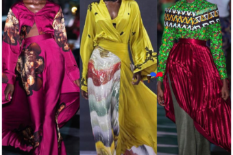 Glitz Africa Fashion Week 2020 Showcases in Accra