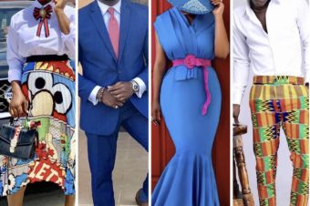 Liberian Fashion Round-up: Easter Holiday Celebrations