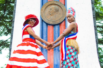 Photo Story: The Love of Liberty Brought Us Together